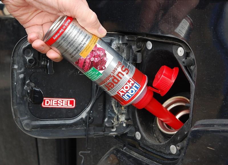Phụ Gia Dầu Liqui Moly Super Diesel. Additive 1806 250ml 1 ...