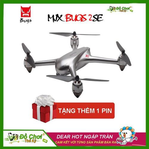 BỘ 2 PIN - Flycam Bugs 2SE Bay 20 phút 1KM - 4544217 , 13238534 , 15_13238534 , 2900000 , BO-2-PIN-Flycam-Bugs-2SE-Bay-20-phut-1KM-15_13238534 , sendo.vn , BỘ 2 PIN - Flycam Bugs 2SE Bay 20 phút 1KM