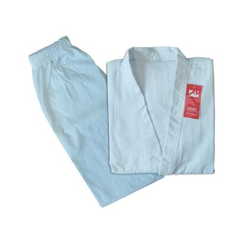 Võ phục Aikido hiệu Tân Việt Đỏ xuất khẩu 1m60