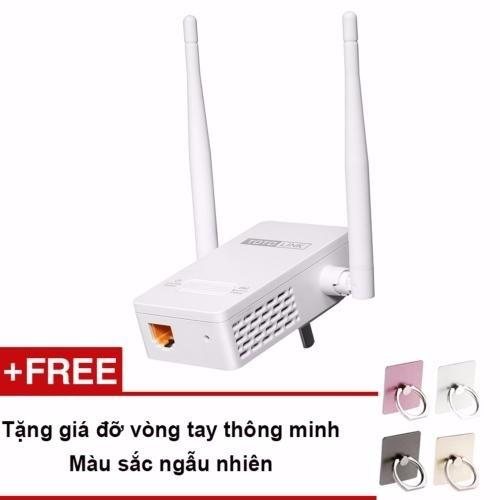 Thiết bị mở rộng sóng WiFi TOTOLINK EX200 Trắng Tặng giá đỡ vòng tay - Hãng Phân Phối Chính Thức - 6589083 , 13253246 , 15_13253246 , 199000 , Thiet-bi-mo-rong-song-WiFi-TOTOLINK-EX200-Trang-Tang-gia-do-vong-tay-Hang-Phan-Phoi-Chinh-Thuc-15_13253246 , sendo.vn , Thiết bị mở rộng sóng WiFi TOTOLINK EX200 Trắng Tặng giá đỡ vòng tay - Hãng Phân Phối Chính