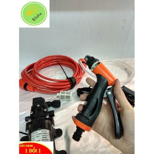 Bộ máy bơm rửa xe tăng áp lực nước mini Có nguồn - 6580770 , 13242372 , 15_13242372 , 682000 , Bo-may-bom-rua-xe-tang-ap-luc-nuoc-mini-Co-nguon-15_13242372 , sendo.vn , Bộ máy bơm rửa xe tăng áp lực nước mini Có nguồn