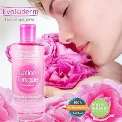 Nước hoa hồng giữ ẩm Lotion Tonique Evoluderm chai 250ml Hàng Pháp - 6587570 , 13251705 , 15_13251705 , 140000 , Nuoc-hoa-hong-giu-am-Lotion-Tonique-Evoluderm-chai-250ml-Hang-Phap-15_13251705 , sendo.vn , Nước hoa hồng giữ ẩm Lotion Tonique Evoluderm chai 250ml Hàng Pháp