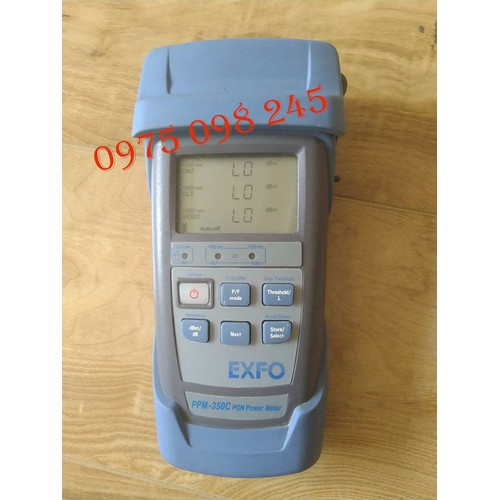 Exfo 350c máy đo chuyên dụng của nhà mạng viettel - 4545096 , 13249838 , 15_13249838 , 8000000 , Exfo-350c-may-do-chuyen-dung-cua-nha-mang-viettel-15_13249838 , sendo.vn , Exfo 350c máy đo chuyên dụng của nhà mạng viettel