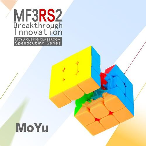 Rubik MoFangJiaoShi 3x3 MF3RS2 stickerless - 6581209 , 13242909 , 15_13242909 , 150000 , Rubik-MoFangJiaoShi-3x3-MF3RS2-stickerless-15_13242909 , sendo.vn , Rubik MoFangJiaoShi 3x3 MF3RS2 stickerless