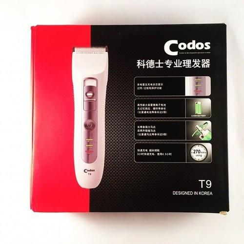 Tông đơ Codos,Tông đơ cắt tóc Codos T9