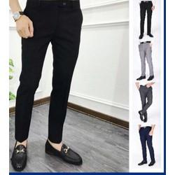 MIỄN SHIP ĐƯỢC XEM HÀNG Bộ sưu tập quần tây nam dáng Hàn Quốc thời trang