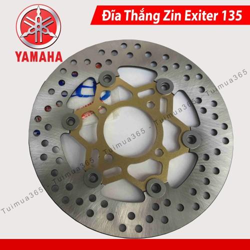 Đĩa Thắng Trước Zin Yamaha Exiter 135