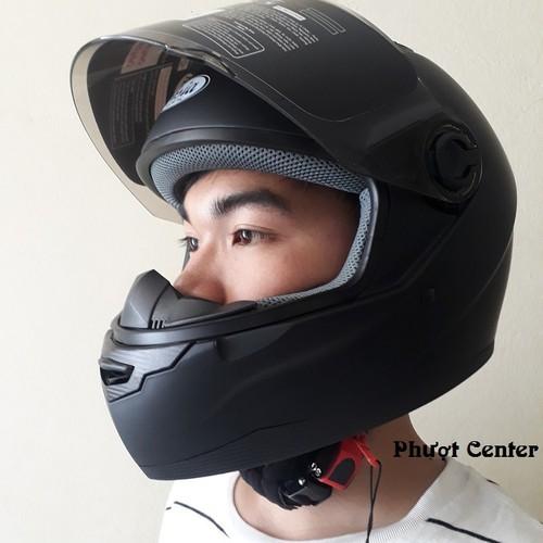 Mũ bảo hiểm Fullface Asia MT136 đen nhám - 6593827 , 13258946 , 15_13258946 , 480000 , Mu-bao-hiem-Fullface-Asia-MT136-den-nham-15_13258946 , sendo.vn , Mũ bảo hiểm Fullface Asia MT136 đen nhám