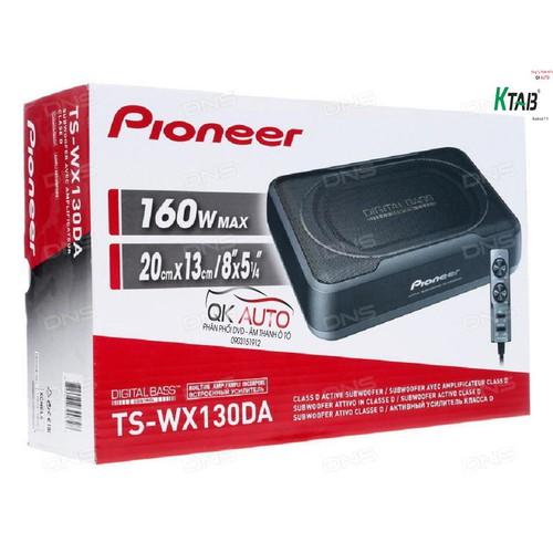 TUYỆT ĐỈNH SUB GẦM PIONEER 130DA 160W