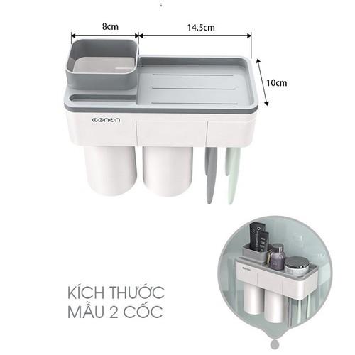 Giá để cốc đánh răng- kệ để đồ đánh răng - kệ để đồ nhà tắm đa năng - kệ nhà tắm - cốc để đồ - cốc để đồ nhà tắm - cốc để bàn chải - kệ để bàn chải