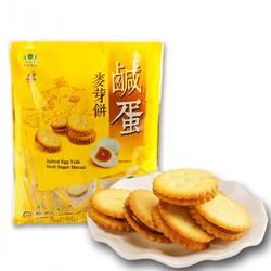 Bánh quy trứng muối nội địa đài loan túi 180g susuto