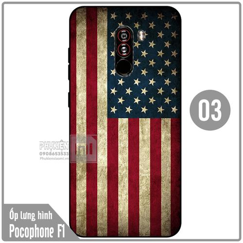 Ốp lưng hình TPU dẻo cho Xiaomi Poco Phone F1 - Số 3 - 6615085 , 13284600 , 15_13284600 , 50000 , Op-lung-hinh-TPU-deo-cho-Xiaomi-Poco-Phone-F1-So-3-15_13284600 , sendo.vn , Ốp lưng hình TPU dẻo cho Xiaomi Poco Phone F1 - Số 3