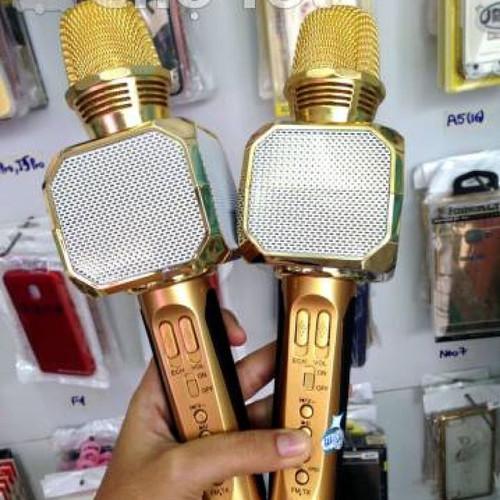 Micro 3 IN 1 karaoke bluetooth SD10 hay