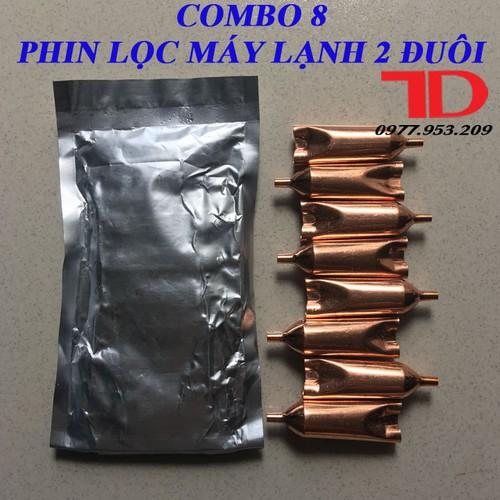 Combo 8 Phin Lọc Máy Lạnh 2 Đuôi - 4547387 , 13274435 , 15_13274435 , 150000 , Combo-8-Phin-Loc-May-Lanh-2-Duoi-15_13274435 , sendo.vn , Combo 8 Phin Lọc Máy Lạnh 2 Đuôi