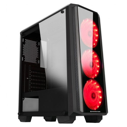 Case XIGMATEK SIROCON 2 + tặng 3 Fan LED