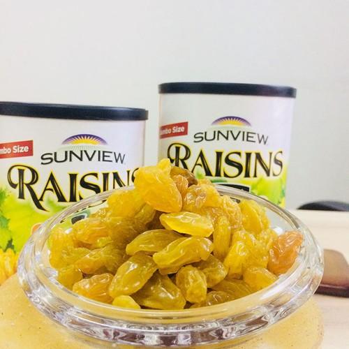 Nho Vàng Sunview Raisins - 425g