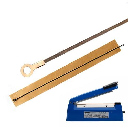 Bộ dây nhiệt thay thế máy hàn miệng túi nilong 30cm - 3mm