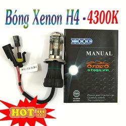Bóng Đèn Xenon H4 - 4300K