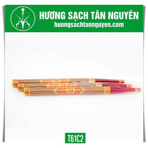 Hương Trầm - T61C2 - dài 50cm - Hương Sạch Tân Nguyên