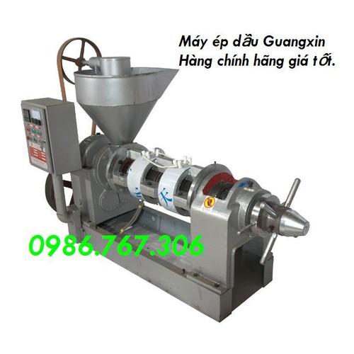 Máy ép dầu lạc công nghiệp Guangxin YZYZ10J-2WK. - 6629173 , 13299975 , 15_13299975 , 80000000 , May-ep-dau-lac-cong-nghiep-Guangxin-YZYZ10J-2WK.-15_13299975 , sendo.vn , Máy ép dầu lạc công nghiệp Guangxin YZYZ10J-2WK.
