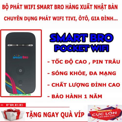 Router Wifi Tốc Độ Cao Smart Bro