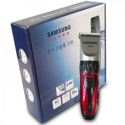 Tông đơ hớt tóc pin sạc SAM 388 - 2 pin - 6608720 , 13276185 , 15_13276185 , 379000 , Tong-do-hot-toc-pin-sac-SAM-388-2-pin-15_13276185 , sendo.vn , Tông đơ hớt tóc pin sạc SAM 388 - 2 pin
