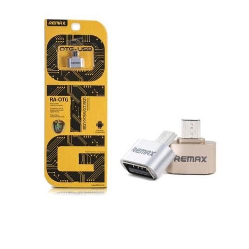 Đầu chuyển OTG Micro USB Sang USB Full size Remax