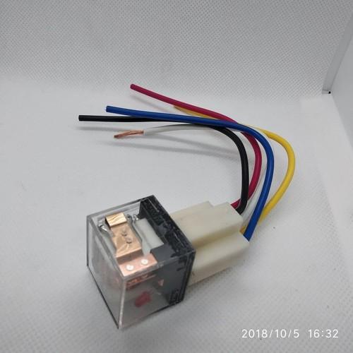 Relay JD1914 - 5 chân 12V - 80A - 6617948 , 13288076 , 15_13288076 , 29000 , Relay-JD1914-5-chan-12V-80A-15_13288076 , sendo.vn , Relay JD1914 - 5 chân 12V - 80A