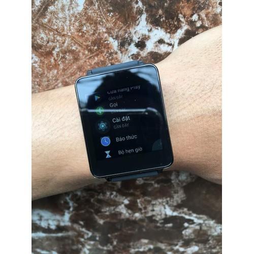 Đồng hồ thông minh Lg G Watch - Wear OS - 6613423 , 13282391 , 15_13282391 , 1196000 , Dong-ho-thong-minh-Lg-G-Watch-Wear-OS-15_13282391 , sendo.vn , Đồng hồ thông minh Lg G Watch - Wear OS