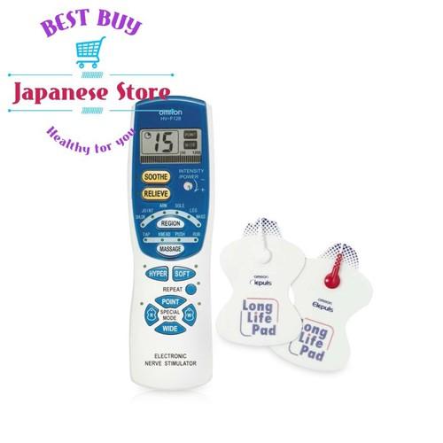 Máy massage xung điện OMRON HV-F128 - 6599971 , 13266051 , 15_13266051 , 1660000 , May-massage-xung-dien-OMRON-HV-F128-15_13266051 , sendo.vn , Máy massage xung điện OMRON HV-F128
