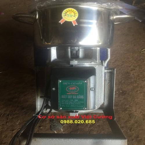 Máy xay thịt, làm giò chả Mini | Công xuất 750W