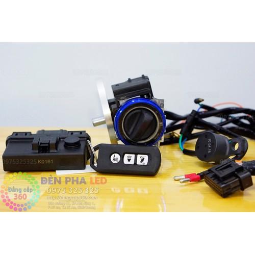 Ex150 Ex135 - smartkey chính hãng HONDA lắp Exciter 135 150 - SMK K01 K016 K77