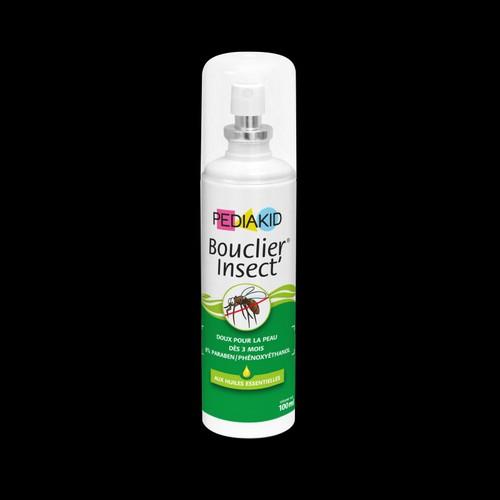 Xịt chống muỗi và côn trùng Pediakid Bouclier Insect cho bé