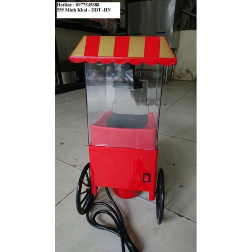 Máy nổ bỏng ngô mini , máy làm bắp rang bơ mini có bánh xe - 6598879 , 13264713 , 15_13264713 , 850000 , May-no-bong-ngo-mini-may-lam-bap-rang-bo-mini-co-banh-xe-15_13264713 , sendo.vn , Máy nổ bỏng ngô mini , máy làm bắp rang bơ mini có bánh xe