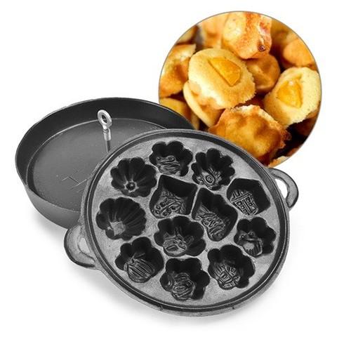 Khuôn làm bánh bông lan chống dính 12 bánh Huỳnh Anh HA001A - 4547528 , 13274656 , 15_13274656 , 173000 , Khuon-lam-banh-bong-lan-chong-dinh-12-banh-Huynh-Anh-HA001A-15_13274656 , sendo.vn , Khuôn làm bánh bông lan chống dính 12 bánh Huỳnh Anh HA001A