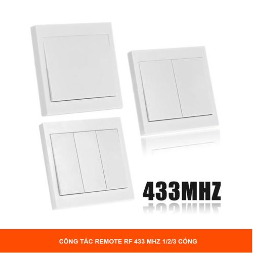433 MHz RF - Công tắc điều khiển từ xa dán tường 3 nút - 6610101 , 13277928 , 15_13277928 , 99000 , 433-MHz-RF-Cong-tac-dieu-khien-tu-xa-dan-tuong-3-nut-15_13277928 , sendo.vn , 433 MHz RF - Công tắc điều khiển từ xa dán tường 3 nút
