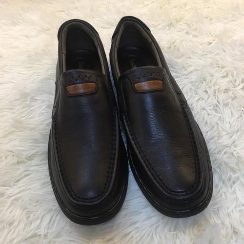 Giày mềm nam da bò thật |giày nam |giày lười nam