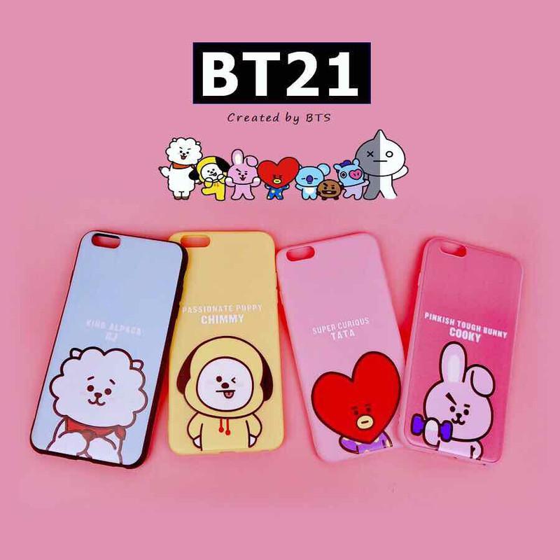 ỐP LƯNG IPHONE BT21 1