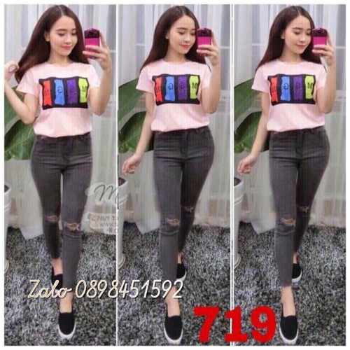 Quần jeans dài nữ giá siêu rẻ - 6595662 , 13261036 , 15_13261036 , 155000 , Quan-jeans-dai-nu-gia-sieu-re-15_13261036 , sendo.vn , Quần jeans dài nữ giá siêu rẻ