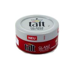 Sáp Vuốt Tóc Taft Glanz Gel Wax 75ml- hàng ĐỨC