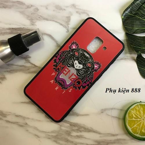 Ốp lưng Samsung Galaxy A8 2018 cứng Ken.zo