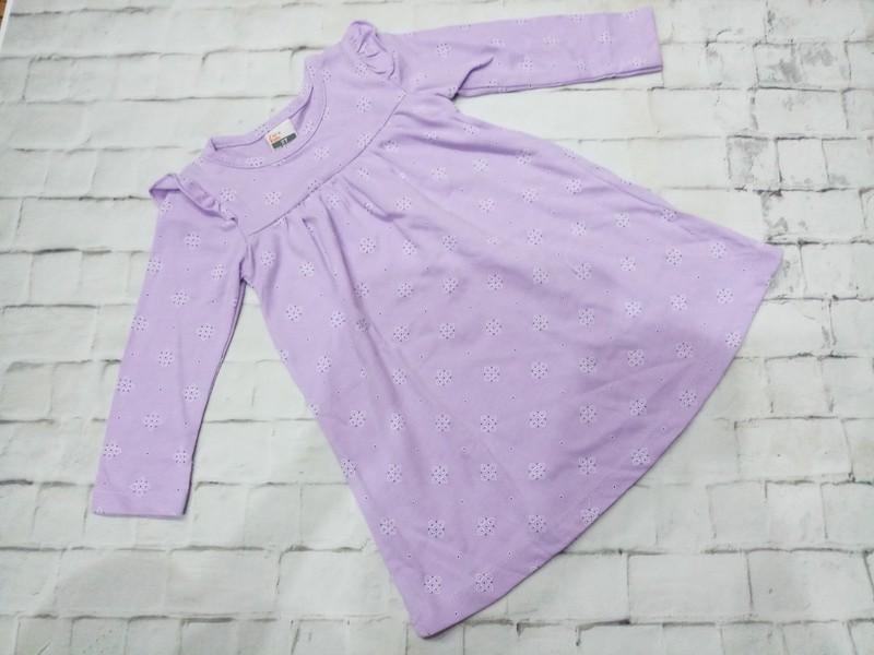 Sét 3 váy dài tay thu đông cho bé gái 7