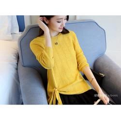 Áo len dệt kim Sang Trong - Hàng nhâp - AL0161