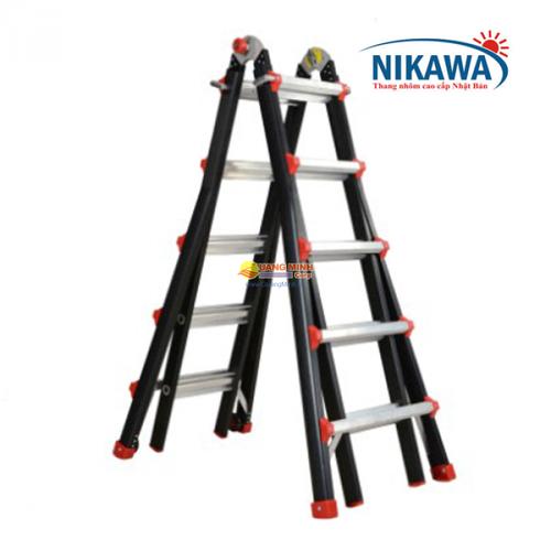 Thang nhôm gấp đa năng  Nikawa NKB-44 - 6605920 , 13273148 , 15_13273148 , 2950000 , Thang-nhom-gap-da-nang-Nikawa-NKB-44-15_13273148 , sendo.vn , Thang nhôm gấp đa năng  Nikawa NKB-44