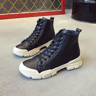 Giày boots nữ cổ cao phong cách hàn quốc - 6426 thumbnail