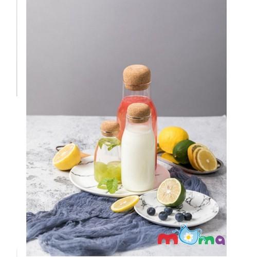 Chai, lọ thủy tinh chịu nhiệt cao, bình thủy tinh có nút bần đậy,đựng nước, trà, sữa, ép trái cây detox, sạch, an toàn, bảo vệ môi trường_HL105 - 4548810 , 13289662 , 15_13289662 , 149000 , Chai-lo-thuy-tinh-chiu-nhiet-cao-binh-thuy-tinh-co-nut-ban-daydung-nuoc-tra-sua-ep-trai-cay-detox-sach-an-toan-bao-ve-moi-truong_HL105-15_13289662 , sendo.vn , Chai, lọ thủy tinh chịu nhiệt cao, bình thủy t