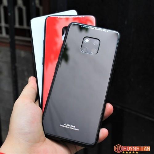 Ốp lưng Huawei Mate 20 Pro kính cường lực màu đỏ, đen, trắng - 6630013 , 13300812 , 15_13300812 , 100000 , Op-lung-Huawei-Mate-20-Pro-kinh-cuong-luc-mau-do-den-trang-15_13300812 , sendo.vn , Ốp lưng Huawei Mate 20 Pro kính cường lực màu đỏ, đen, trắng