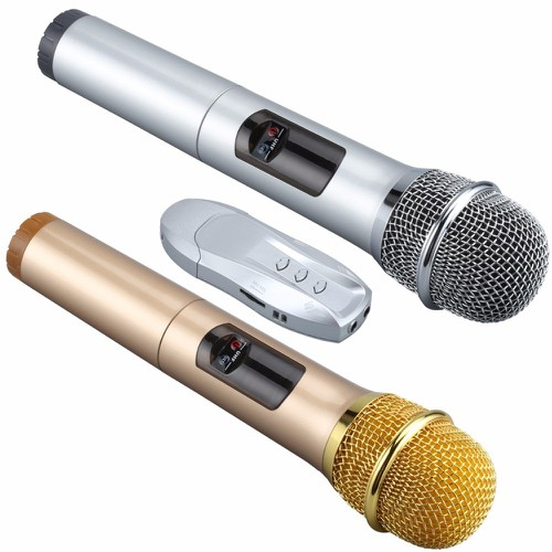 Micro Karaoke không dây hát trên ô tô Excelvan K18U, 02 mic, UHF - 6622048 , 13292505 , 15_13292505 , 1590000 , Micro-Karaoke-khong-day-hat-tren-o-to-Excelvan-K18U-02-mic-UHF-15_13292505 , sendo.vn , Micro Karaoke không dây hát trên ô tô Excelvan K18U, 02 mic, UHF
