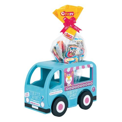 Kẹo kèm Ô tô đồ chơi Marchand nhập khẩu hoàn toàn từ Pháp