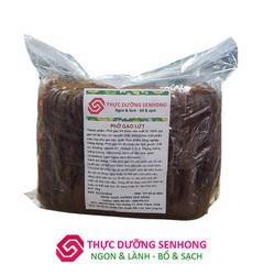 Phở Gạo Lứt đỏ -Sợi 5mm - 1Kg- Thực dưỡng Sen Hồng